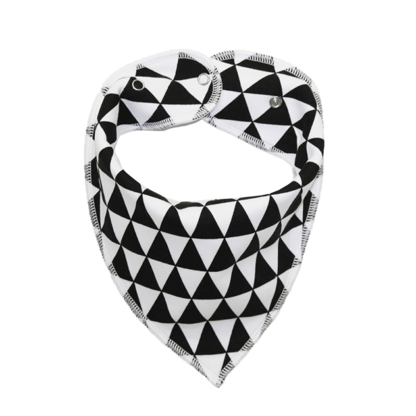 Geometric Print Dog Bandana