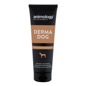 sensitive dog shampoo