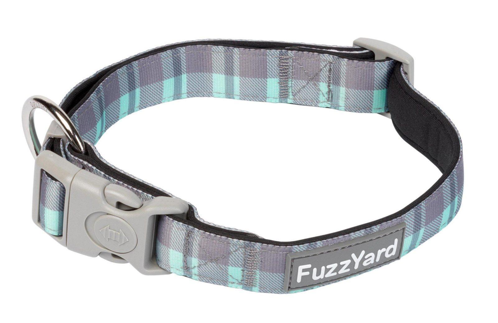 mcfuzz dog collar